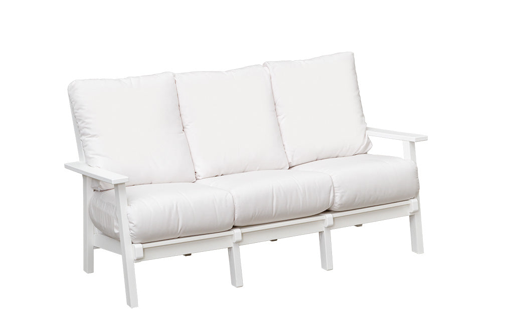 Marina Collection - Sofa with Natural Finishes