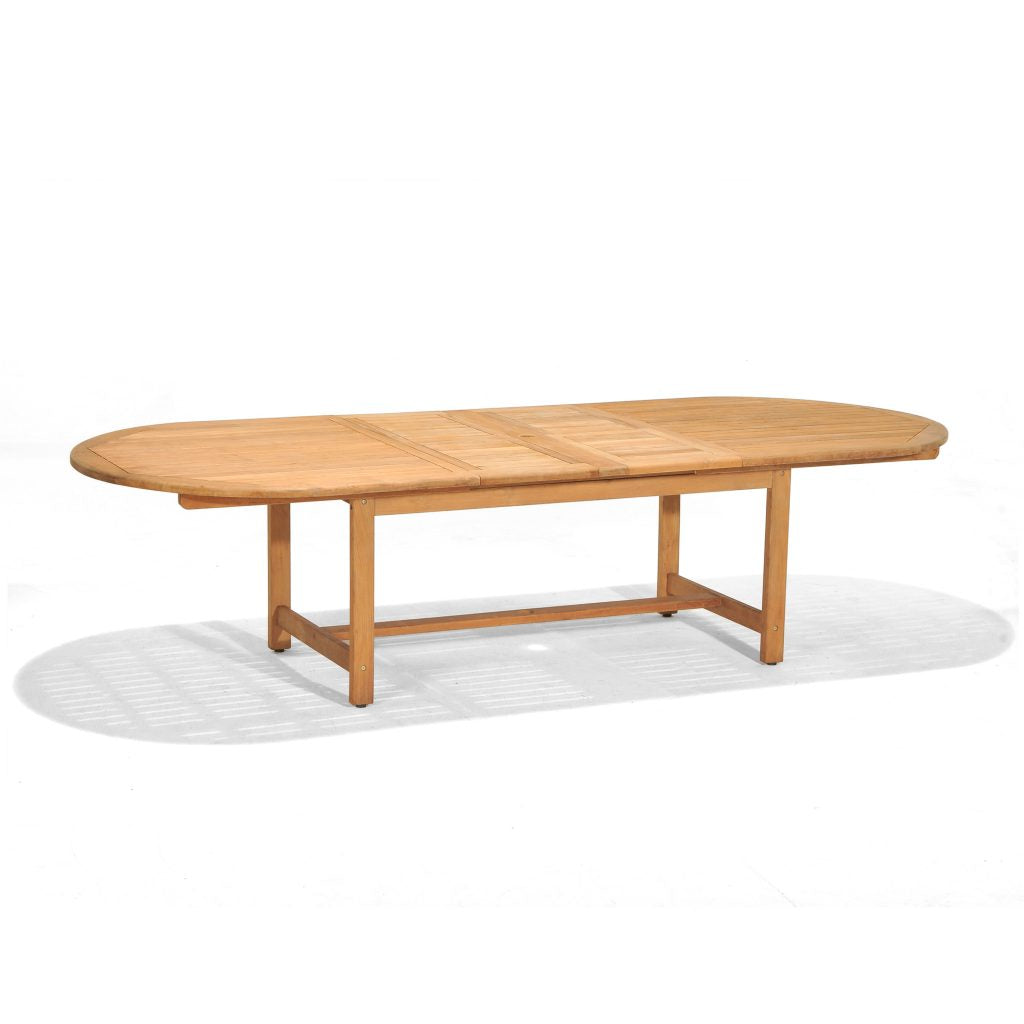 "Anderson 87/118"" Extension Dining Table"