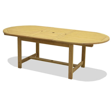 "Jameson 67/87"" Extension Dining Table"