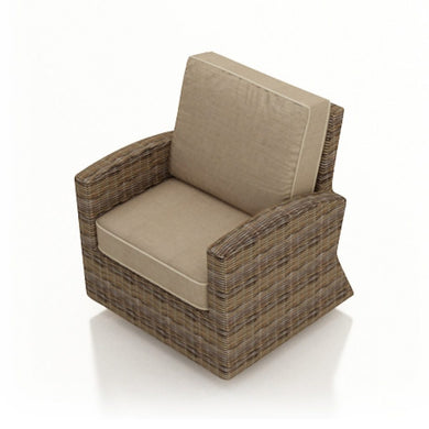 Bainbridge - Swivel Glider Club Chair