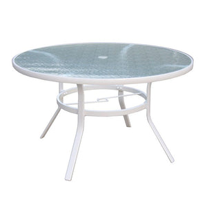 "Capri - 48"" Round Dining Table"