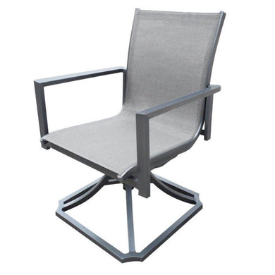 Rio Swivel Rocker Dining Chair