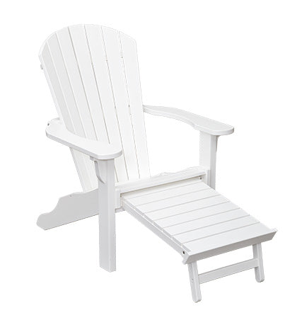 Oceanside Collection - Adirondack with Pullout