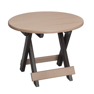 Casual Comfort - Round Folding Table