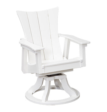 Wavz Collection - Swivel Dining Chair