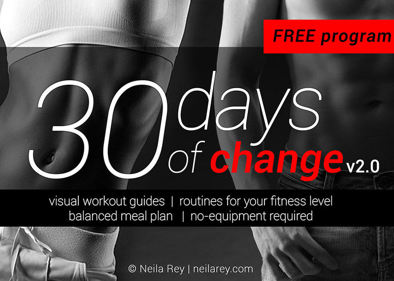 Neila Rey / Meanrat 30 Days of Change v2.0 No Equipment