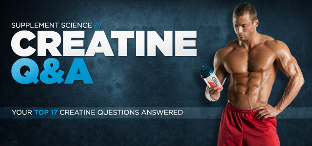 Creatine Q&A - BodyBuilding.com