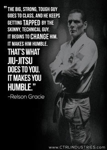 Jiu-Jitsu Saying