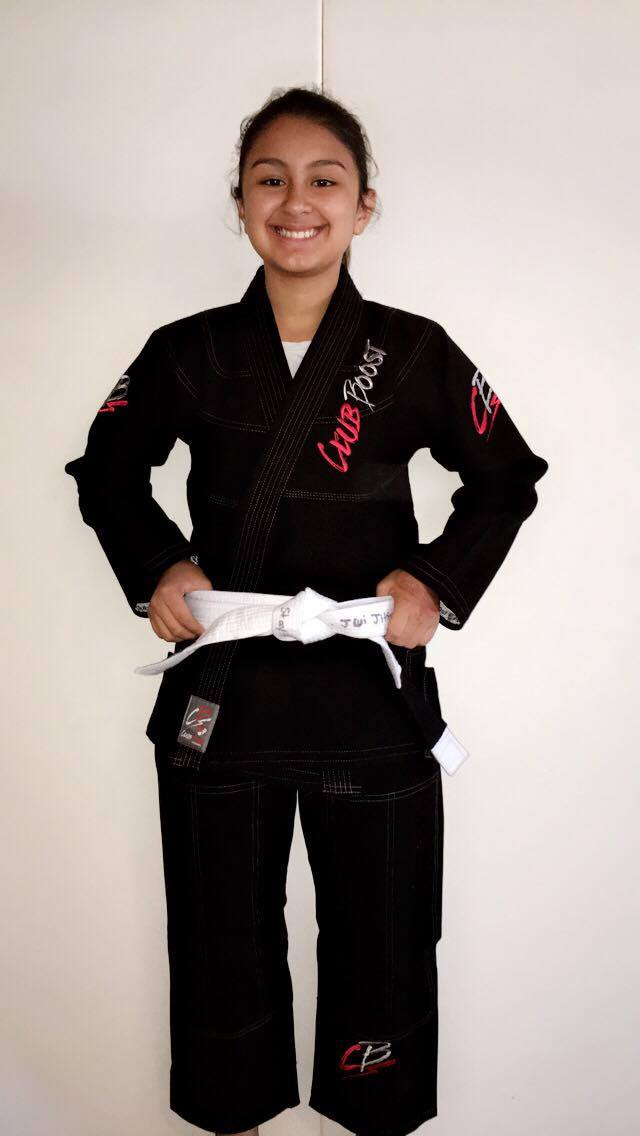 ClubBoost Black UltraLight Women's Competition GI