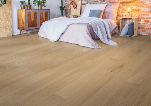 Mohawk Engineered Hardwood - Alpine Ridge White Oak Natural