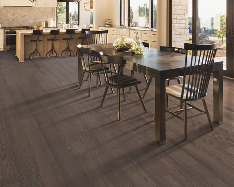 Mohawk Engineered Hardwood - Alpine Ridge Wild Mushroom Oak