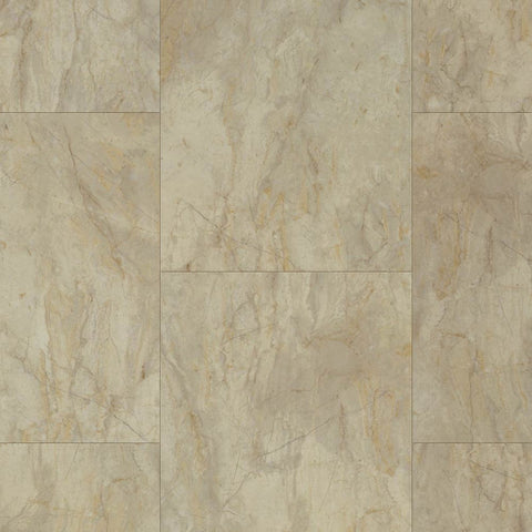 COREtec Plus Large Tile Antique Marble VV033-01802 WPC Vinyl Tile Flooring