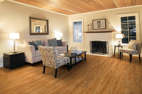 Engineered Floors New Standard II Vinyl Flooring - Beachcomber