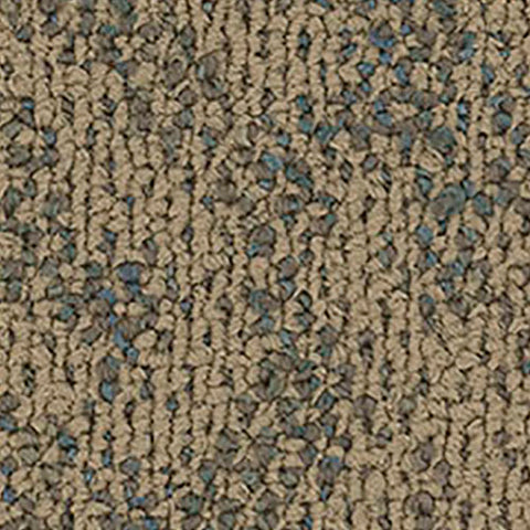 Animated Modular 24 x 24 Carpet Tile - Buoyant