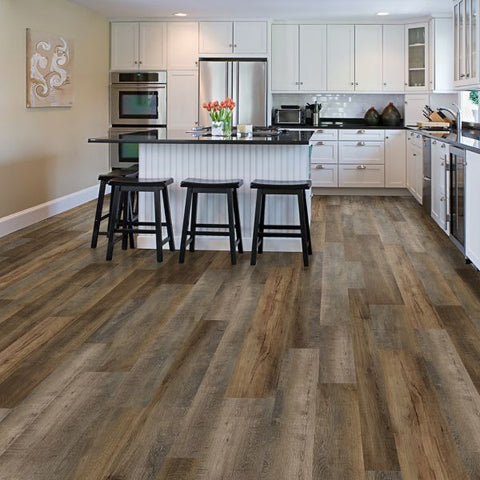 Southwind Vinyl Flooring - Authentic Mix - Craftsman Manor