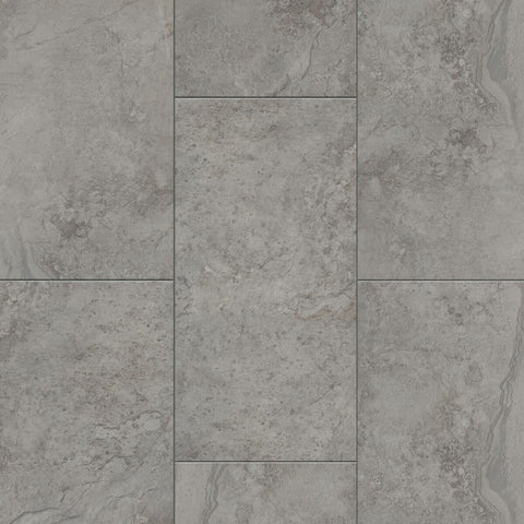 Engineered Floors Pietra - Vinyl Tile Click Lock - Granite Gray