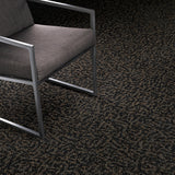 Animated Modular 24 x 24 Carpet Tile - Lively
