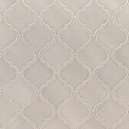 Portico Pearl Arabesque 8MM - Backsplash Wall Tile