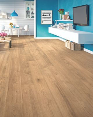 Mohawk RevWood Plus - Elderwood Sandbank Oak