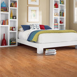 Sandy Oak Laminate Click Lock Flooring