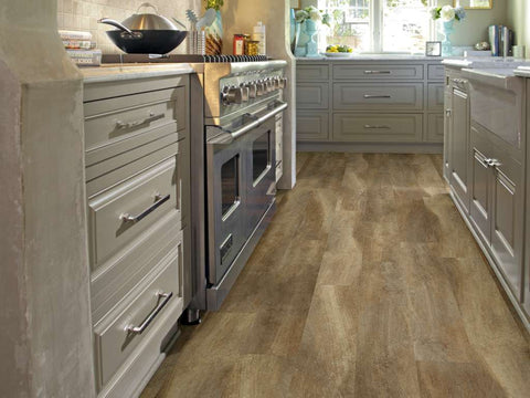 Shaw Endura Floorte Pro 5 - Tan Oak