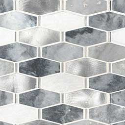 Ankara 6MM - Stone Metal Backsplash