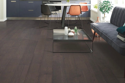 Mohawk Engineered Hardwood - Alpine Ridge Midnight Storm Oak