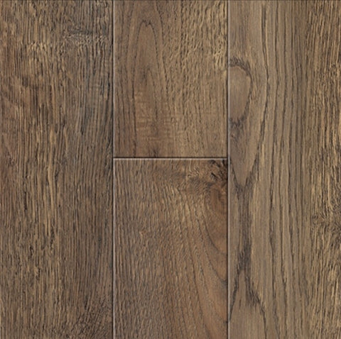 Southwind Narrow Vinyl Plank Flooring - Dark Walnut