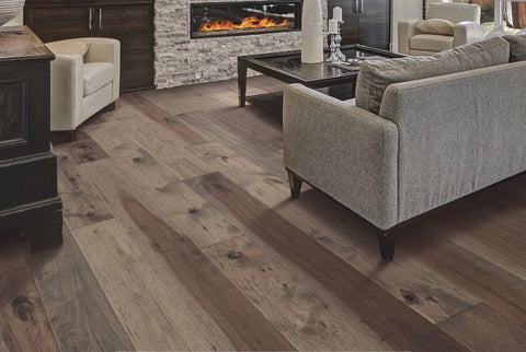 Mohawk Engineered Hardwood - Homestead Retreat Hickory Heirloom Hickory
