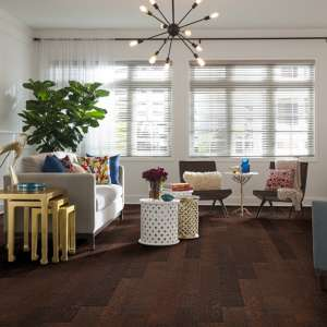 "Shaw Epic Plus Mineral King 5"" Engineered Hardwood - Three Rivers"
