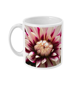 """Marco Marvel"" Double Flower Mug - Nature of Flowers"