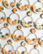 Load image into Gallery viewer, Orange You Glad Earrings
