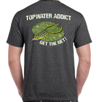 ShredFin Topwater Addict T-Shirt (Limited Addition)