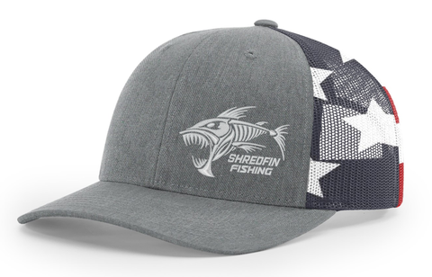 ShredFin Freedom Hat