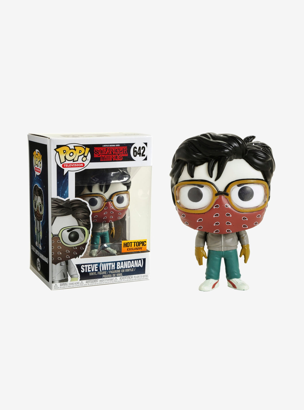 Stranger Things: Steve with Bandana - Hot Topic Exclusive