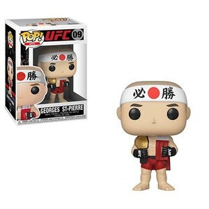 UFC: Georges St-Pierre Pop
