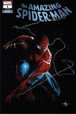 The Amazing Spider-Man #1 Dell'Otto Exclusive - DC Comics
