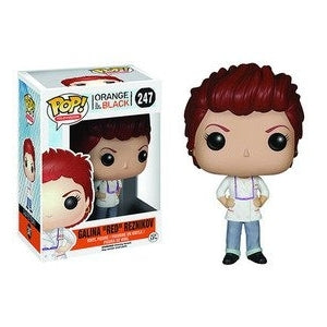Orange is the New Black: Galina 'Red' Reznikov Pop