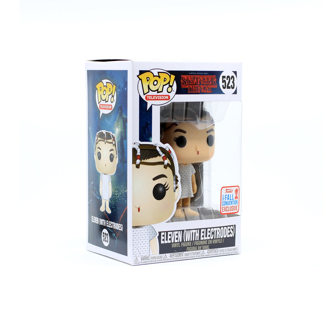 Stranger Things: Eleven with Electrodes - Fall Convention Exclusive