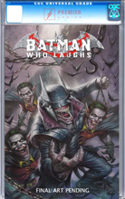 Batman Who Laughs #1 - Lucio Parrillo Exclusive