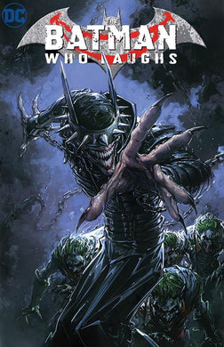 Batman Who Laughs #1 - Clayton Crain Exclusive