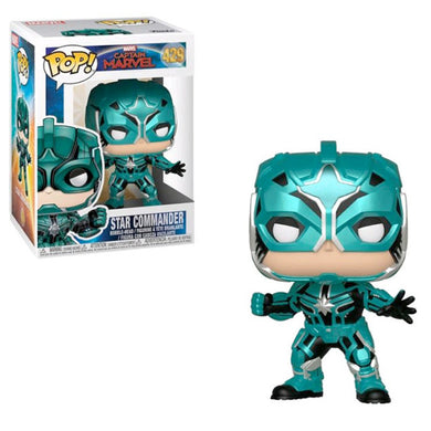 Captain Marvel: Yon-Rogg POP