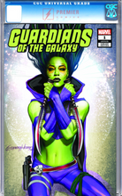 Guardians of the Galaxy # 1 Greg Horn Exclusive Variant