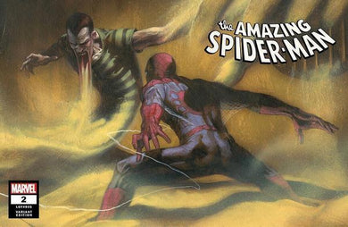 Amazing Spider-man #2 - Gabriele Dell'Otto Exclusive Variant - Marvel Comics