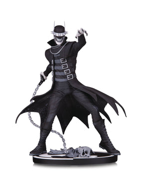 LIMITED EDITION - BATMAN WHO LAUGHS B&W STATUE