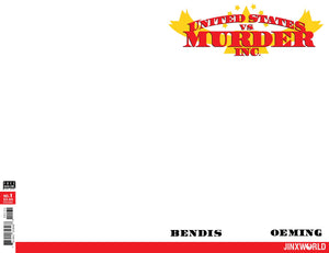 UNITED STATES VS MURDER INC #1 (OF 6) BLANK VAR ED (MR)