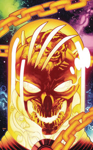 WEAPON H #7 STEVENS COSMIC GHOST RIDER VAR