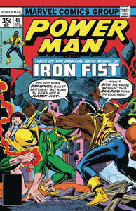 TRUE BELIEVERS POWER MAN AND IRON FIST #1