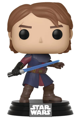 FUNKO POP STAR WARS: CLONE WARS - Jedi Knight Anakin Skywalker