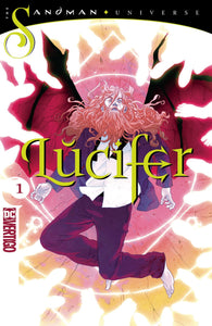 LUCIFER #1 (MR)